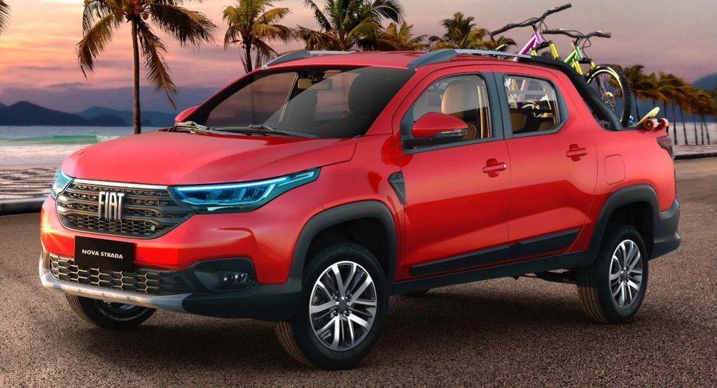 Mais Vendidos 2020 - Fiat Strada